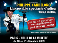 Spectacle de patinage